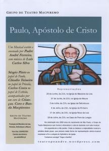 Paulo, Apóstolo de Cristo cartaz