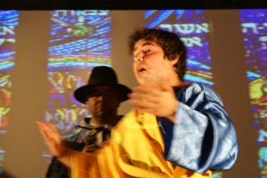 Estêvão canta diante do Sinédrio